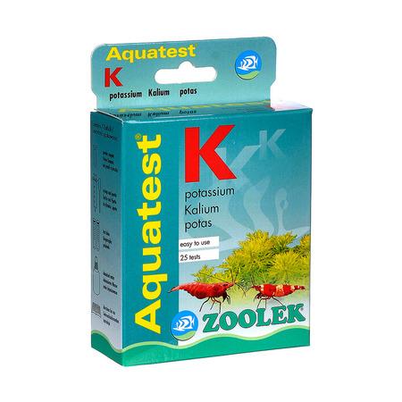 Zoolek Aquatest K - test na potas [3-125ppm]