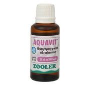 Zoolek Aquavit [30ml] - mikroelementy dla ryb i roślin