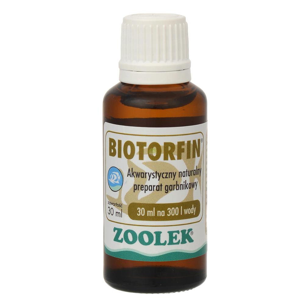 Zoolek Biotorfin [30] - garbniki roślinne na glony, bakterie i pierwotniaki
