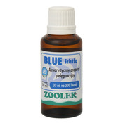 Zoolek błękit Blue Ichtio [30ml] - do odkażania