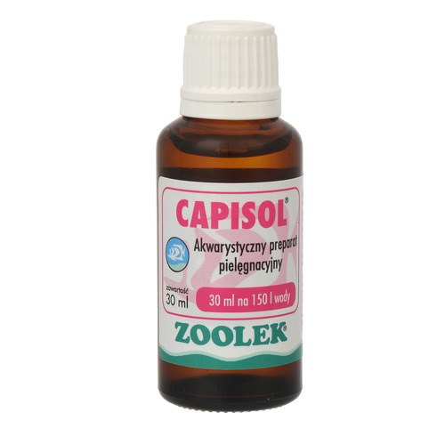 Zoolek Capisol [30ml] - na nicienie
