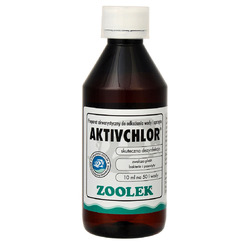 Zoolek Chloramin (Aktivchlor) [250ml] - do dezynfekcji