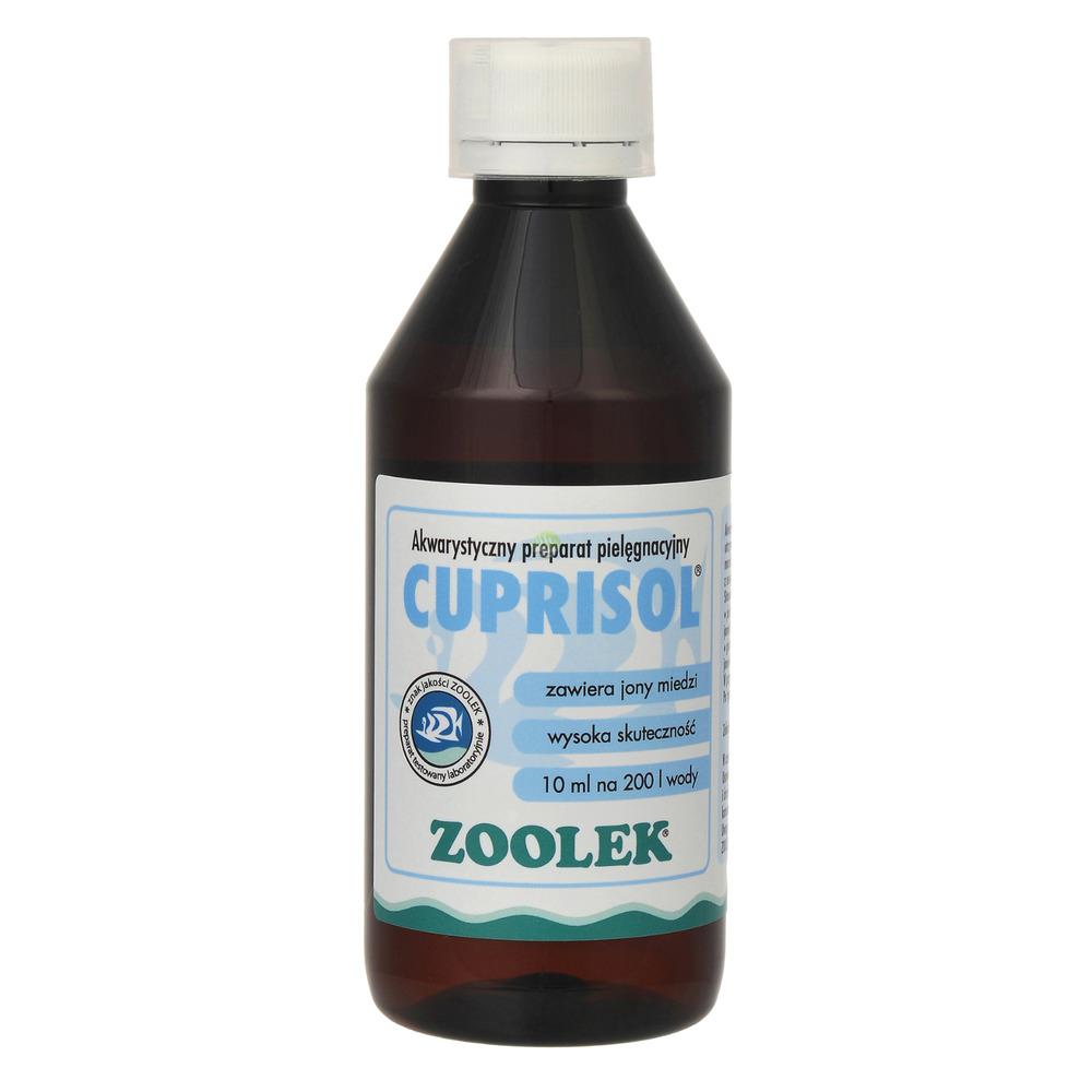 Zoolek Cuprisol [250ml] - na pleśniawkę i oodinozę