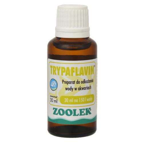 Zoolek Trypaflavin [30ml] - trypaflawina na bakterie i pierwotniaki