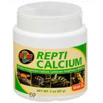 ZOOMED Repti Calcium[85g] - Wapno dla gadów i płazów bez wit. D3