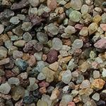 Żwir naturalny Aquael 1.4-2mm (10kg) - wielobarwny