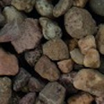 Żwir naturalny Aquael 5-10mm (10kg) - wielobarwny